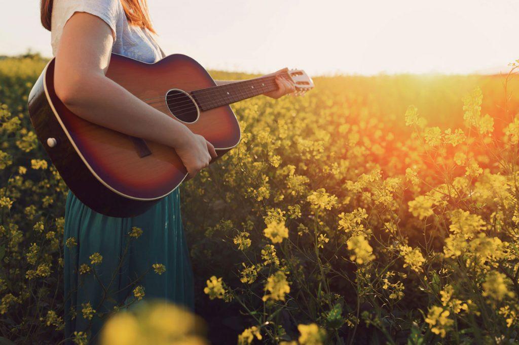 sang og musikk begravelse